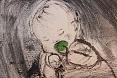 Vihreätuttinen vauva