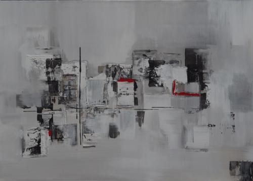 Abstraktimaalaus Turkulaiskotiin